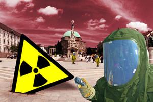 Atomdiktator alomvárosa, Pecsistop