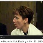 Judit Czunyi. eine von 5 Frauen unter Orbáns 41 designierten Staatsekretären
