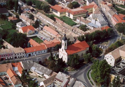 Bonyhád Római Katolikus templom