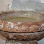 Szenteltvíz a Havihegyi templomban
